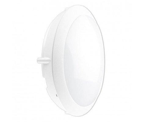 Noxion LED LED Wandlamp Pro Sensor 3000K 13W Wit | Vervangt 2x18W