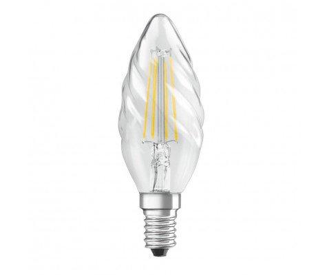 Osram Parathom Retrofit Classic E14 BW 4W 827 Filament   Vervangt 40W