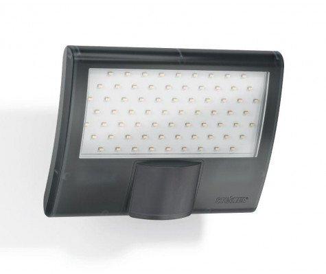 Steinel XLED Curved LED-straler met sensor antraciet