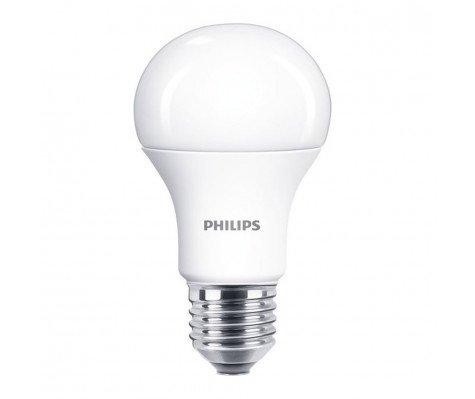 Philips CorePro LEDbulb E27 A60 11W 827 Mat | Dimbaar - Vervangt 75W
