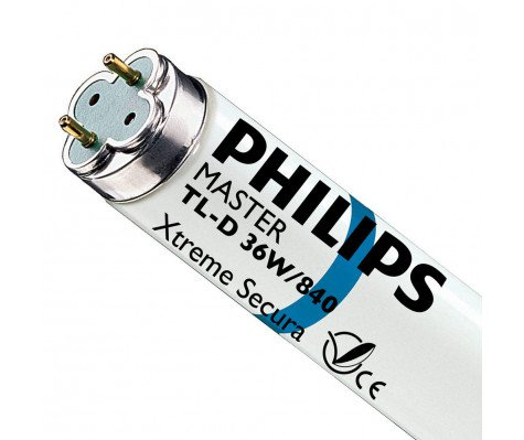 Philips TL-D Xtreme Secura 36W 840 MASTER | 120cm