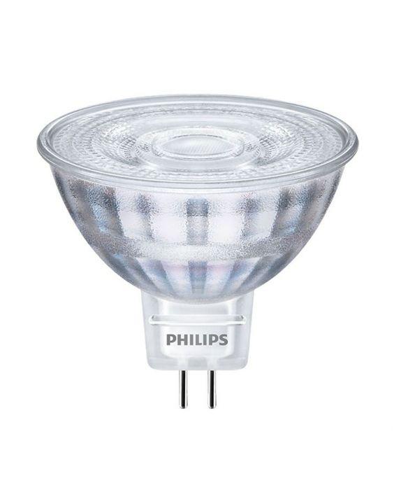 Philips CorePro LEDspot LV GU5.3 MR16 5W 827 36D | Vervangt 35W