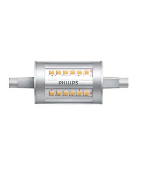 Philips CorePro LEDlinear R7s 7.5W 840 78mm   Vervangt 60W