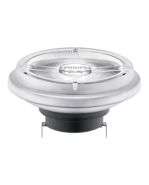 Philips LEDspot LV G53 AR111 12V 20W 827 24D MASTER | Dimbaar - Vervangt 100W