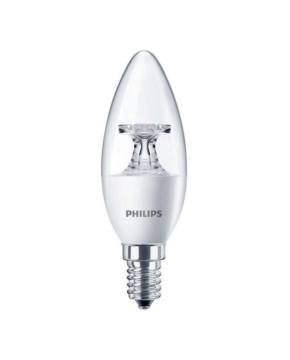 Philips CorePro LEDcandle E14 B35 5.5W 827 Helder | Vervangt 40W