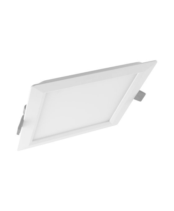 Ledvance LED Downlight Slim Square SQ155 12W 865 IP20   Vervangt 2x18W