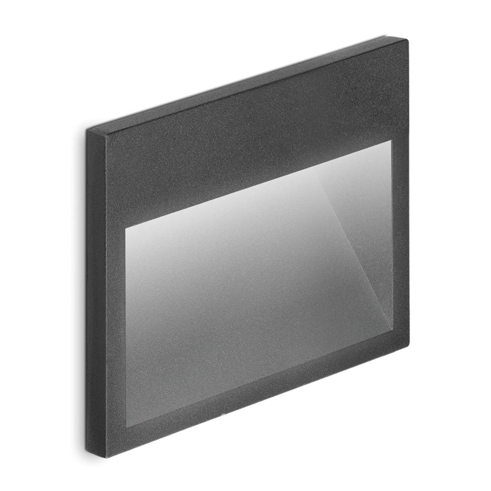 Budgetlight Kat LED Wandlamp IP65 3W 830 150Lm