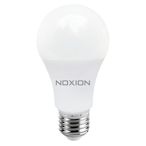 Noxion Lucent Classic LED Bulb A60 E27 12W 827 | Dimbaar - Vervangt 75W