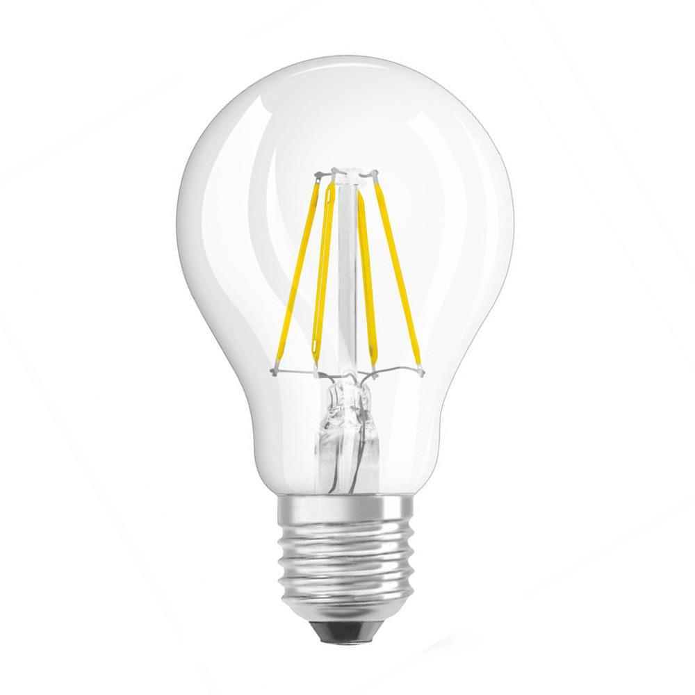 Osram Parathom Classic E27 A 6W 840 Filament | Vervangt 60W