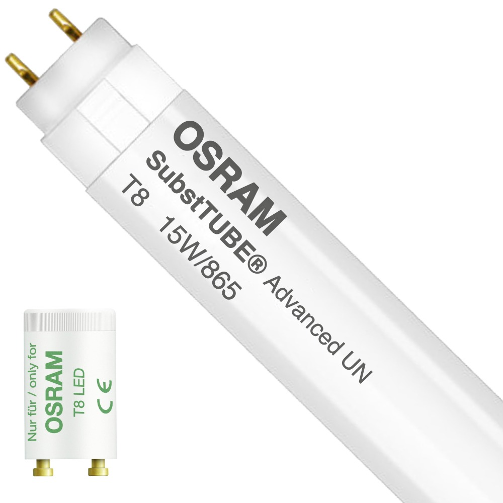 Osram SubstiTUBE Advanced UO UN 15W 865 120cm   Vervangt 36W