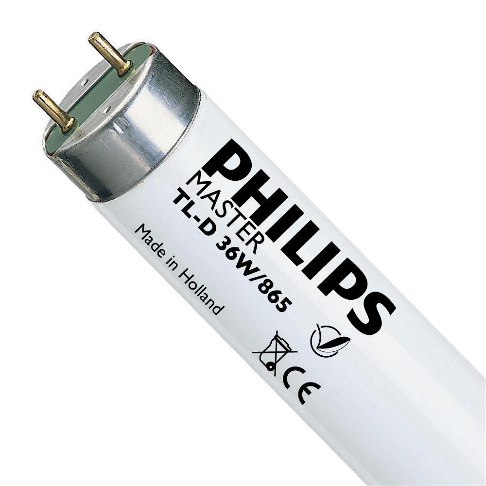 Philips TL-D 36W 865 Daglicht - 120 cm