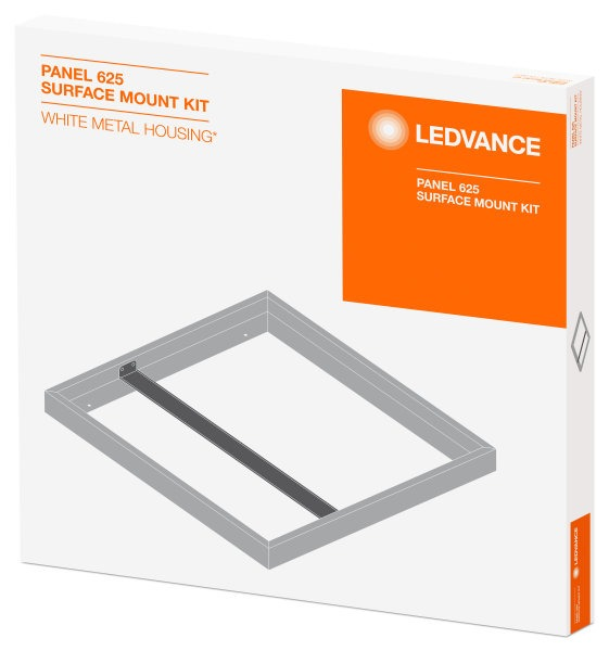 Ledvance LED Paneel Surface Mounted Kit 62.5x62.5cm