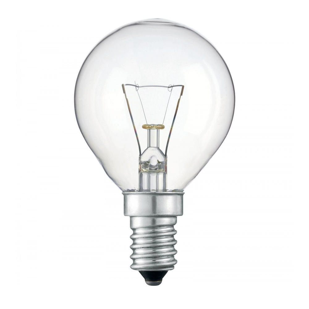 Philips Incandescent Ball 40W E14 230V P45