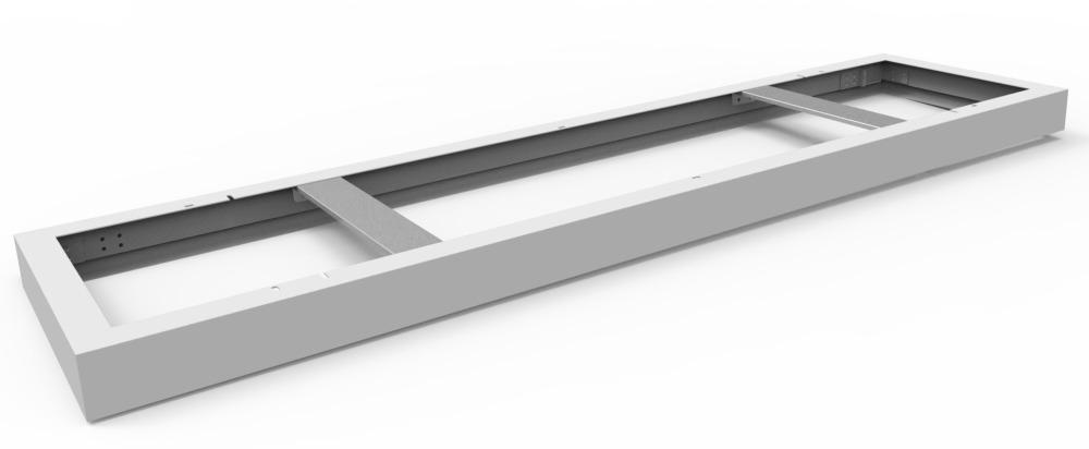 Noxion LED Paneel Mounted Kit FastSlide 30x120cm