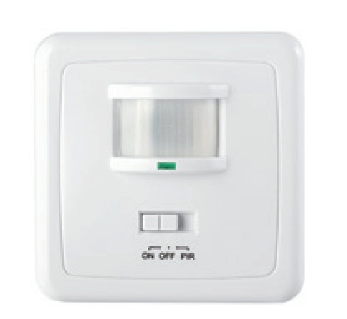 Move Recessed Passive Infrared Motion Sensor IP20 160D