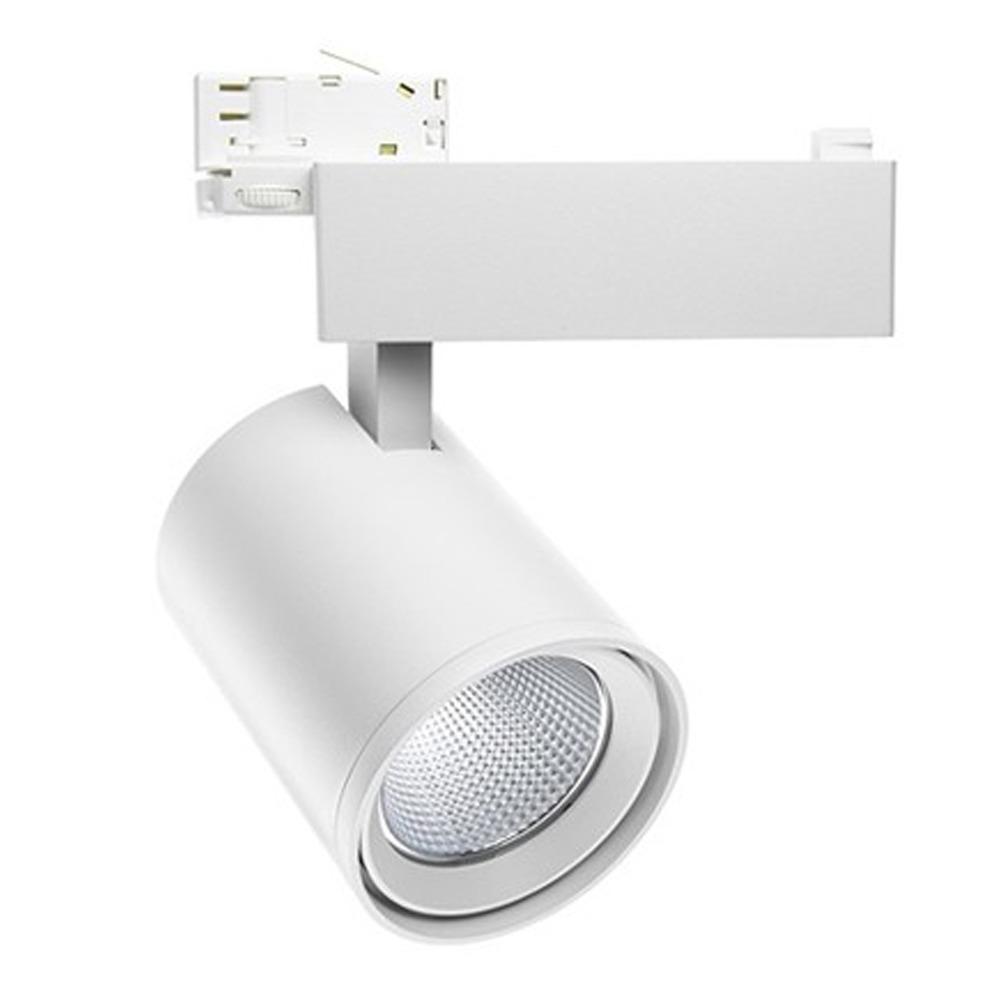 Noxion LED Railspot 3-Phase Stella 35W 930 36D Wit | Vervangt 35 & 70W CDM