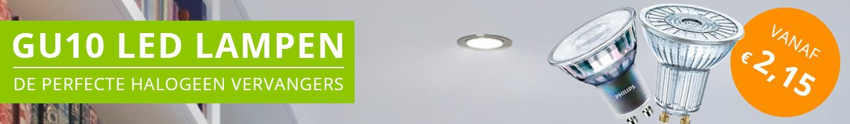 GU10 LED Lampen aanbieding